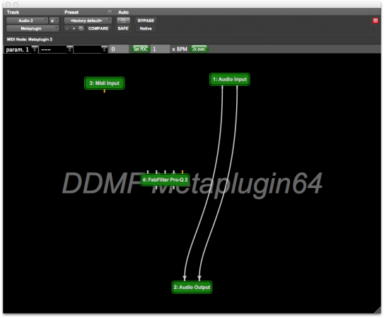 Come usare i Plugin VST e AU su Pro Tools con DDMF Metaplugin - 2