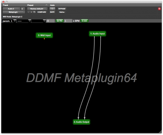Come usare i Plugin VST e AU su Pro Tools con DDMF Metaplugin - 1