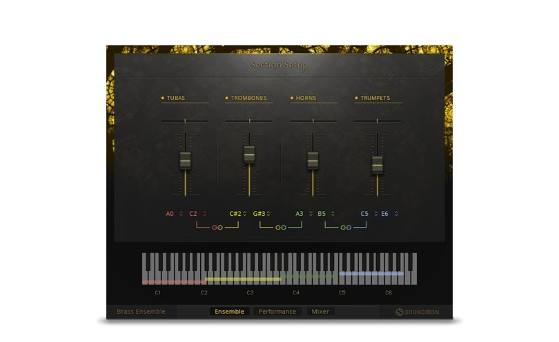 Symphony Series Brass Collection - Gli ottoni di Native Instruments 02