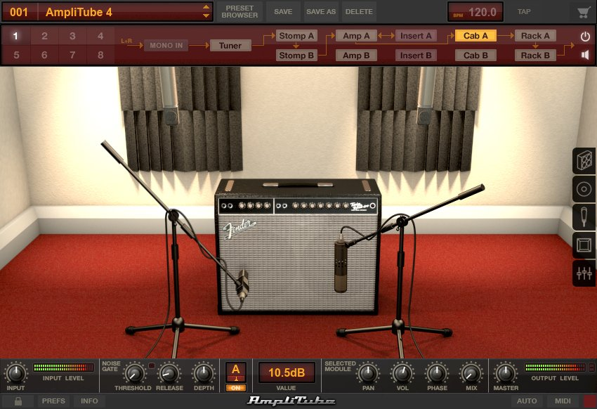 IK Multimedia Amplitube 4 - 02