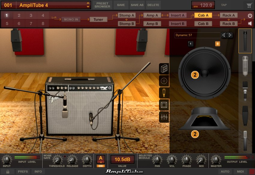 IK Multimedia Amplitube 4 - 04