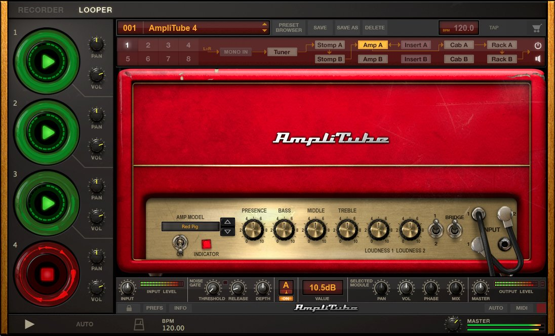 IK Multimedia Amplitube 4 - 07