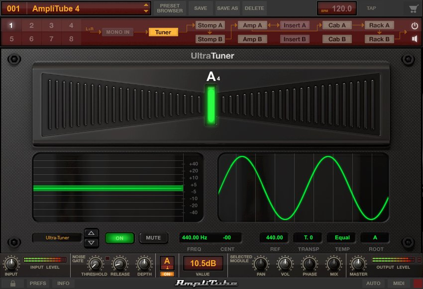 IK Multimedia Amplitube 4 - 08