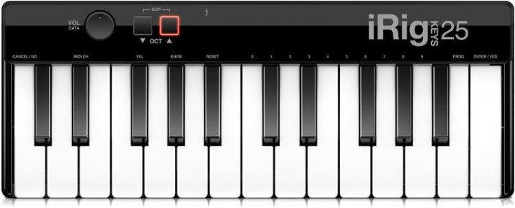 IK Multimedia iRig Keys 25