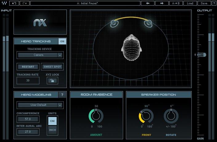 Waves NX stereo