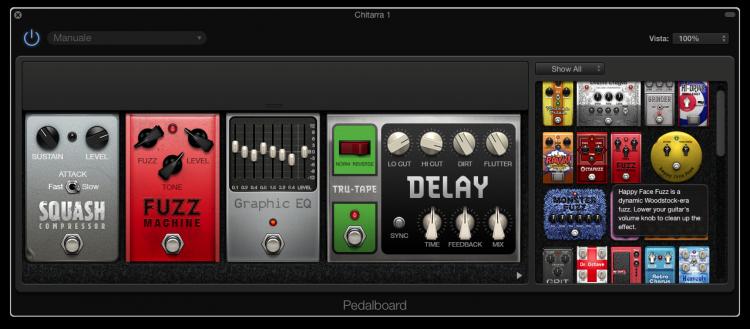come-registrare-la-chitarra-su-garageband-pedali-effetto