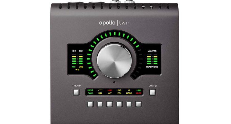 Universal Audio - Apollo Twin MkII