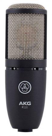 AKG P220 - Microfono a Condensatore a Diaframma Largo