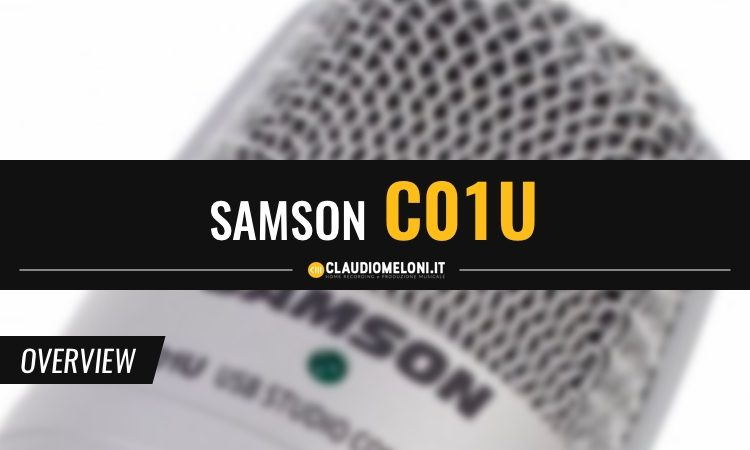 Samson C01U - Un mito da sfatare