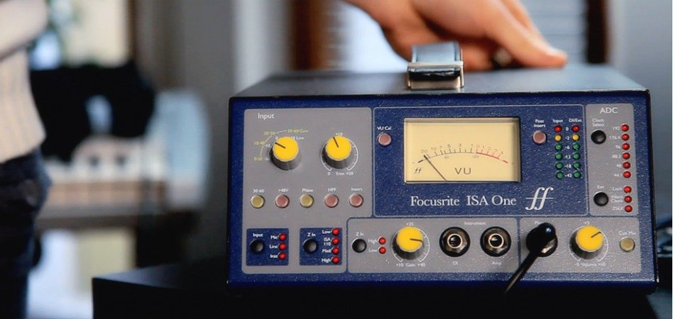 Focusrite-ISA-ONE
