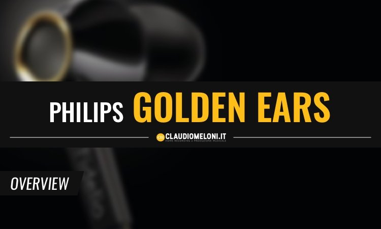 Philips Golden Ears - Ear Training all'ennesima potenza