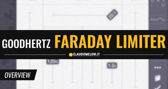 GoodHertz Faraday Lim - Limiter freeware per Mac