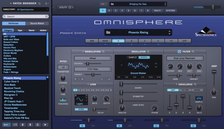 Spectrasonic Omnipshere 2