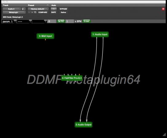Come usare i Plugin VST e AU su Pro Tools con DDMF Metaplugin - 2