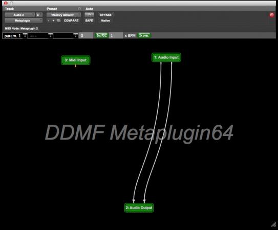 Come usare i Plugin VST e AU su Pro Tools con DDMF Metaplugin - 1
