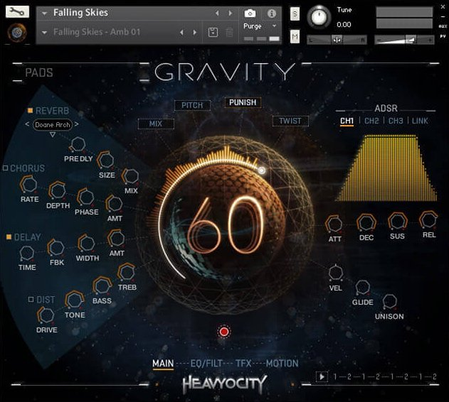 Heavyocity Gravity