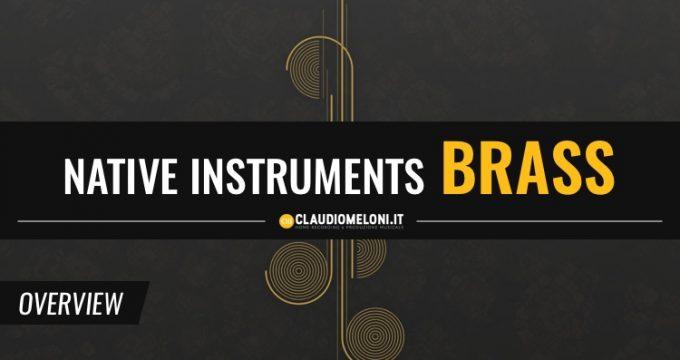 Symphony Series Brass Collection - Gli Ottoni di Native Instruments