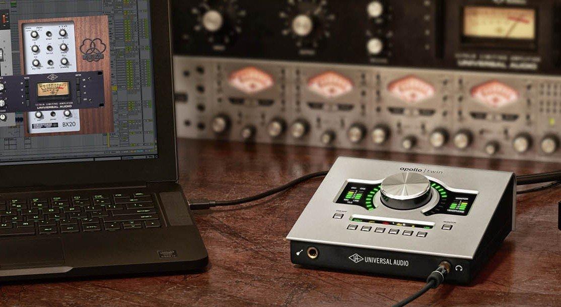 apollo twin usb la migliore scheda audio per windows claudio meloni fonico formatore e. Black Bedroom Furniture Sets. Home Design Ideas