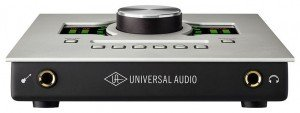 Universal Audio Apollo Twin USB front
