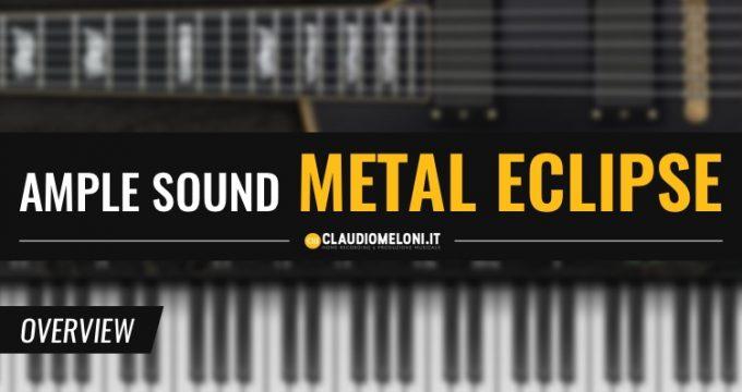 Ample Metal Eclipse - La migliore chitarra metal VST