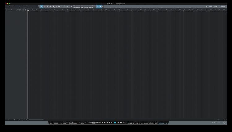 Come registrare l'audio con Studio One 3 Prime [Guida per Principianti] 04