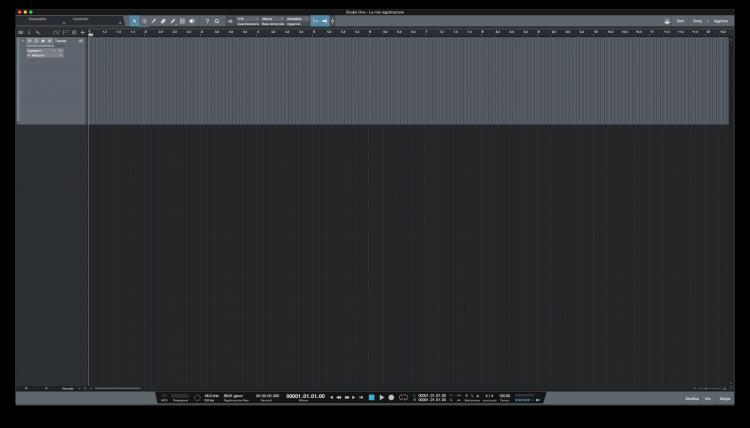 Come registrare l'audio con Studio One 3 Prime [Guida per Principianti] 06