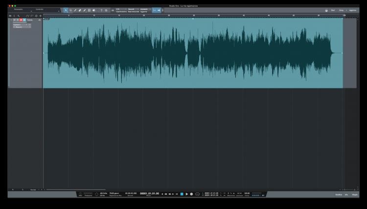 Come registrare l'audio con Studio One 3 Prime [Guida per Principianti] 09