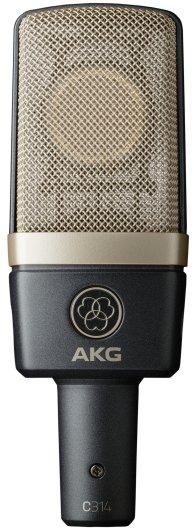 AKG C314_front