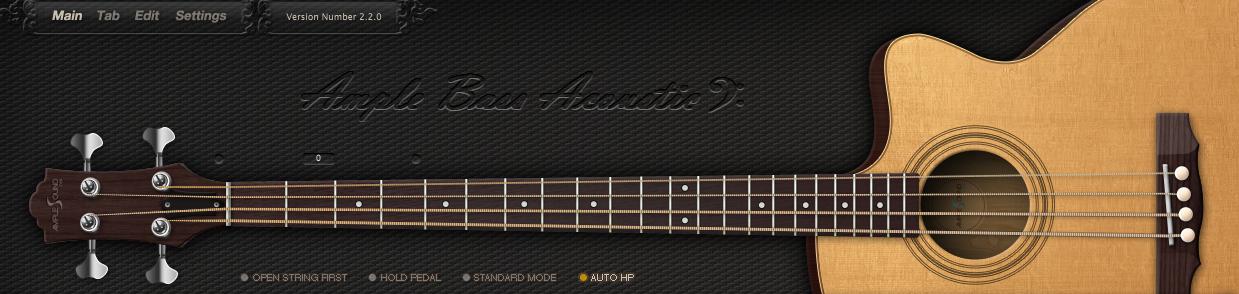 Ample Sound ABA - Il Basso Acustico Definitivo 01