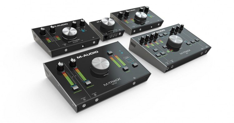 M-Audio M-Track-Series