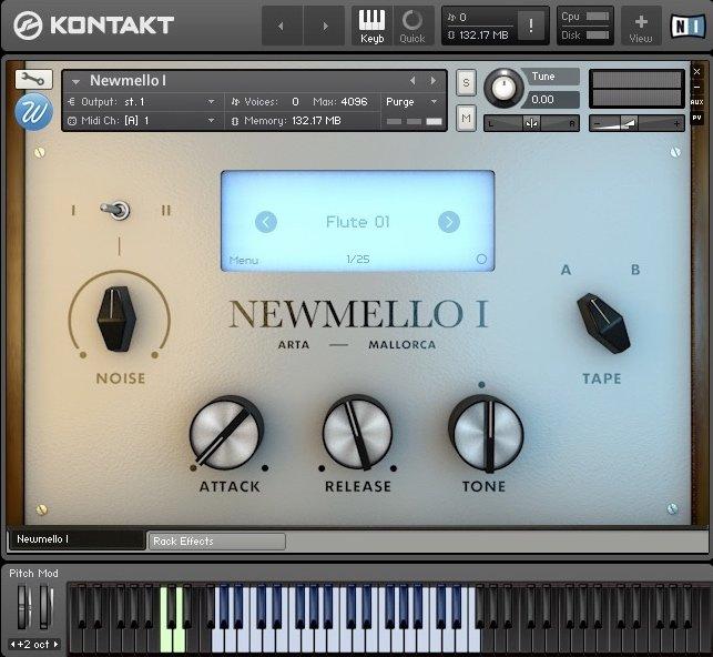 Wavesfactory - Newmello I