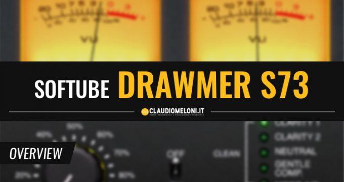 Mastering per Home Recording - Softube Drawmer S73