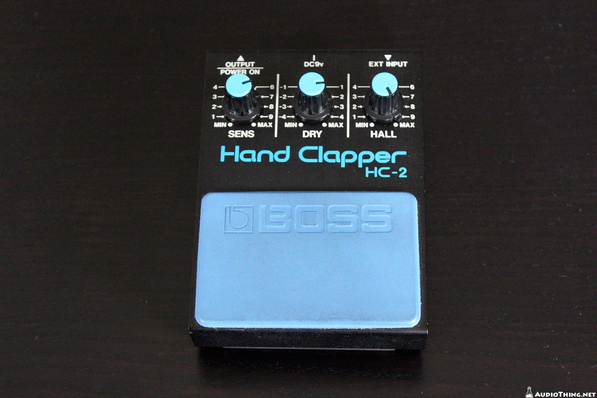 Boss-Hand-Clapper-HC2