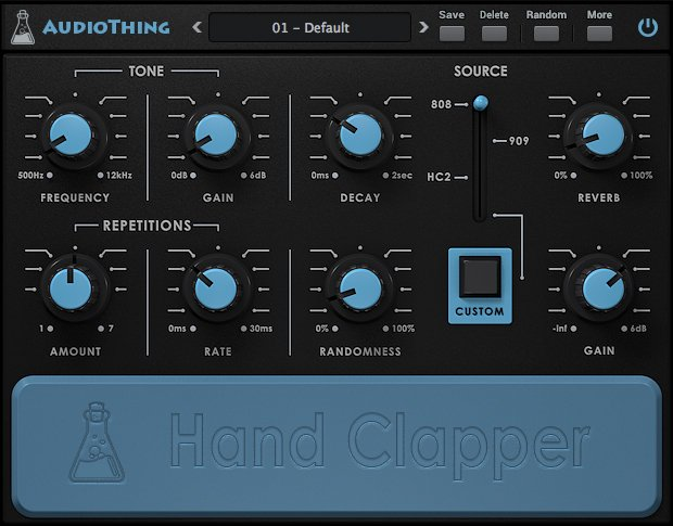 AudioThing - HandClapper