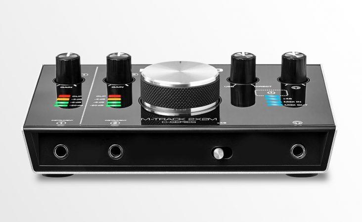 m-audio-m-track-2x2m-fronte