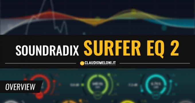 SoundRadix SurferEQ 2 - Equalizzatore che segue lo spartito