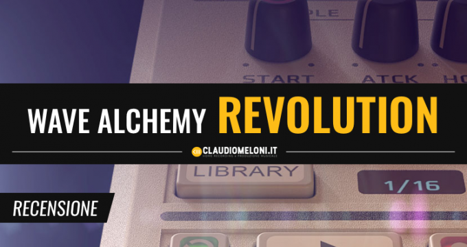 Wave Alchemy Revolution - Recensione