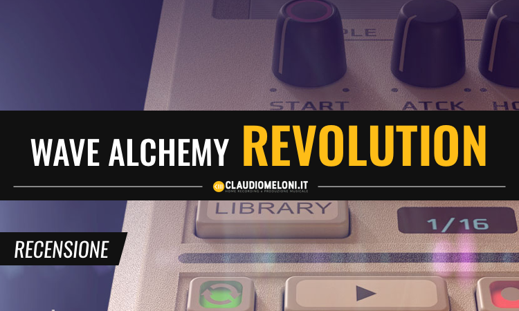Wave Alchemy Revolution - Recensione