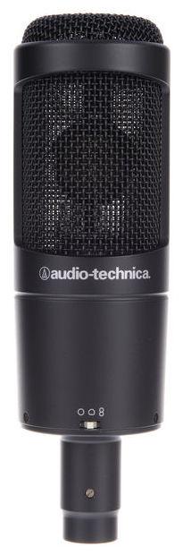 Audio Technica - AT2050 - Microfono a Condensatore a Diaframma Largo