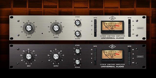 Universal Audio Apollo Twin MKII plugin inclusi - 1176se-ln_legacy_1