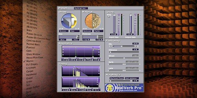 Universal Audio Apollo Twin MKII plugin inclusi - realverb_1