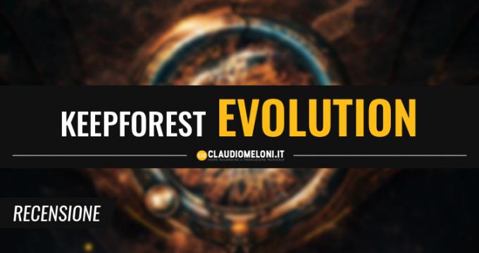 Evolution Dragon e Atlantica - strumenti per Musica da Trailer di Keepforest - Recensione