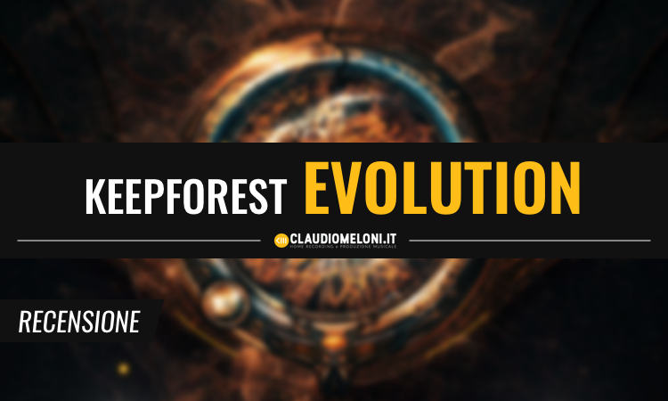 Evolution Dragon e Atlantica - strumenti per Musica da Trailer di Keepforest - Recensione