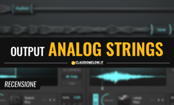 Analog Strings by Output - Mix Perfetto di Archi e Synth - Recensione