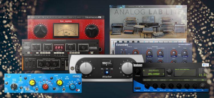 Presonus studio Magic plugin suite