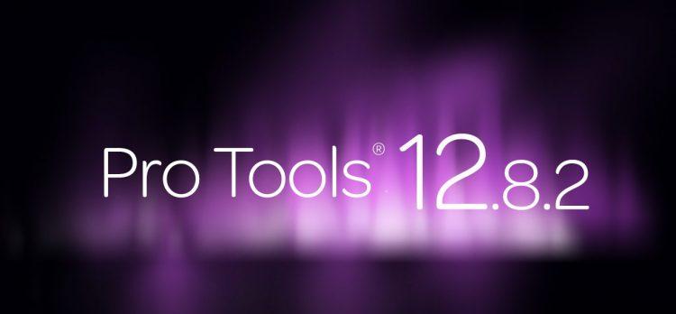 Pro Tools 12.8.2