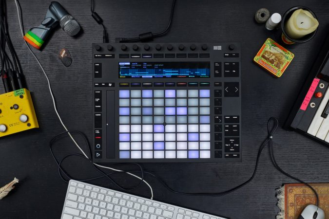Ableton-Live-10-Push