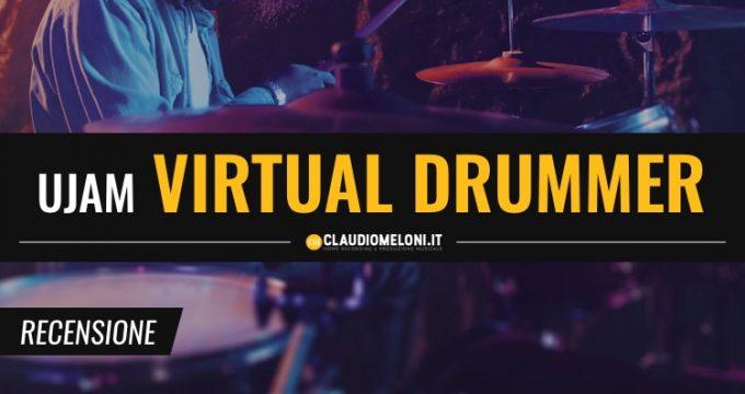 UJAM Virtual Drummer Recensione