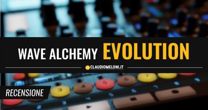 Evolution- la Drum Machine Definitiva di Wave Alchemy | Recensione
