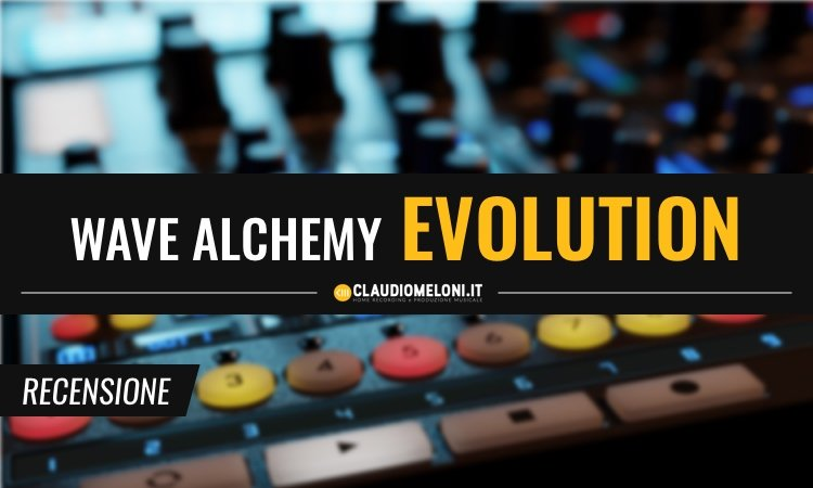 Evolution- la Drum Machine Definitiva di Wave Alchemy | Recensione